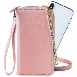 "Celly - Mobile Case - Pochette Elegant Max 6.5 "" Pink"