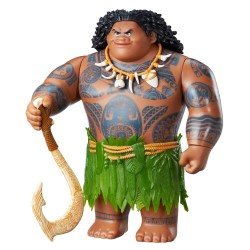 Disney Vaiana/Moana Maui The Demigod Doll/Figure Poseable 28cm