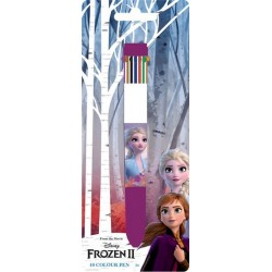 Disney Frozen 2 Multi Colour Pen 10in1