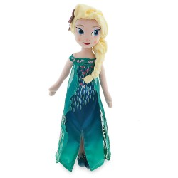 Disney Frozen Frost Elsa 50cm Plush Docka Gosedjur Mjukisdjur Elsa Fever Plush Disney Frozen 379,00 kr product_reduction_per...