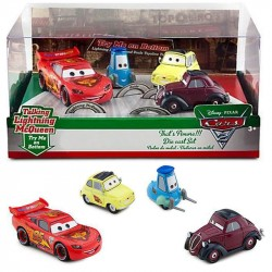 Disney Pixar Cars That's Amore! 4-Pack Diecast