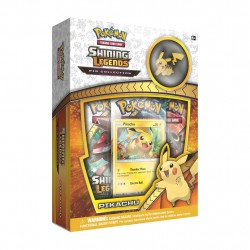 Pokémon TCG: Pikachu - Pin Collection Box