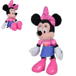 Disney Mimmi Pigg Happy Helpers 50cm Stort Gosedjur Mjukisdjur Disney Minnie Mouse Happy Helper Disney Minnie Mouse 499,00 kr...
