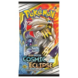Pokemon - Sun & Moon 12 Cosmic Eclipse Booster Pack 1-Pack