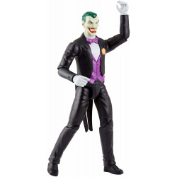 DC Batman Missions True Moves The Joker Figure Black Suit 30cm The Joker Black Suit FVM73 DC Comics 379,00 kr product_reducti...