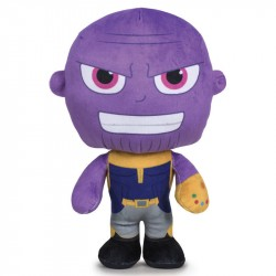 Marvel Avengers Thanos Soft Plush Toy Pehmolelu 20cm