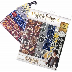 Harry Potter Gadget Decals 50st Återanvändbara Klistermärken Harry Potter Gadget Decals Harry Potter 149,00 kr