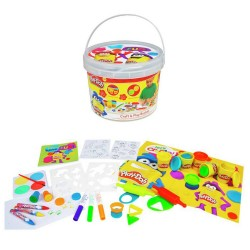 Play-Doh Craft & Play Bucket