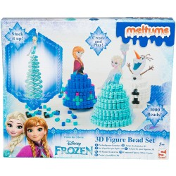Disney Frozen Meltums Mega Set 3D Figure Bead Set 3000 Beads