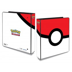 "Pokemon 2"" 3-Ring Album Binder Ultra Pro - Pokeball"