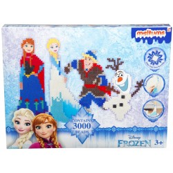 Disney Frozen Meltums Set 3000 Beads Make Your Own Accessories