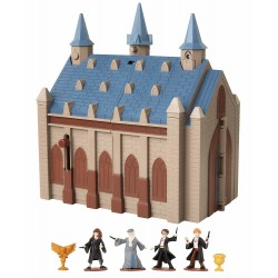 Harry Potter Deluxe Playset Hogwart's Great Hall Lekset Med Figurer