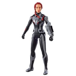 Marvel Avengers: Endgame Titan Hero Series Black Widow Figure 30cm Black Widow E3922 Marvel 299,00 kr