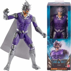 DC Aquaman True-Moves Orm Action Figure 30cm FXF94 Orm DC Comics 399,00 kr product_reduction_percent
