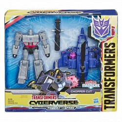 Transformers 2in1 Cyberverse Spark Armor Megatron Action Figure