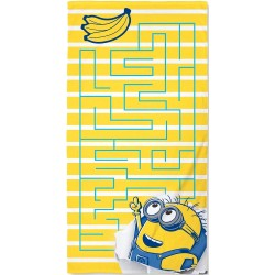 Minions Dumma Mig Awesome Handduk Badlakan 140*70cm Minions Awesome Minions 199,00 kr product_reduction_percent