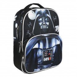Star Wars Darth Vader 3D Backpack School Bag 41x31x12cm