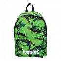 Fortnite Camouflage Green Backpack Reppu Laukku 41cm