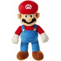 Super Mario Jumbo Soft Plush Pehmo 50cm