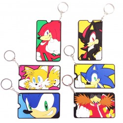 Sonic The Hedgehog Adresstag Bagage Nyckelring 9cm Blindbag Sonic Nyckelring Bag Tag Sonic 59,00 kr product_reduction_percent