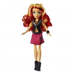 My Little Pony Equestria Girls Sunset Shimmer Classic Style Doll 28cm