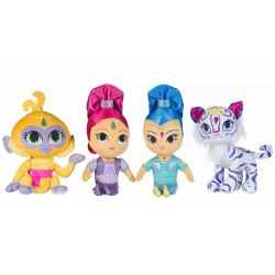 4-Pack Shimmer & Shine Plush Toy 30cm