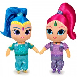 2-Pack Shimmer & Shine Plush Toy 30cm