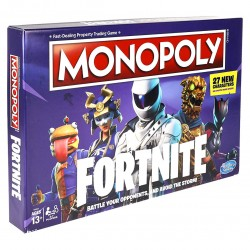 Monopoly: Fortnite Edition Board Game Purple