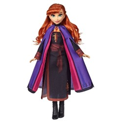 Disney Frozen Frost 2 Fashion Doll Anna Docka 30cm