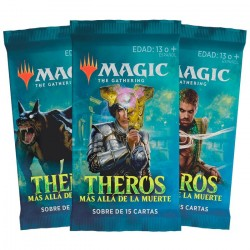 Magic: The Gathering - Theros Beyond Death Booster Pack 3-P 3-P Theros Beyond Death Booster Magic The Gathering 195,00 kr