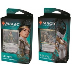 MTG - Theros Beyond Death Planeswalker - Ashiok & Elspeth 2-Pack