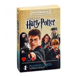 Waddingtons Playing Cards No. 1 - Harry Potter