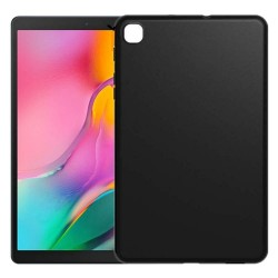 "iPad 10.2""/Pro 10.5/Air 3 Soft TPU Case Slim Cover Black"