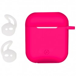 Celly Airpod Fodral Väska Aircase Sporthooks Set Rosa Celly Airpods Case & Hooks PINK Celly 229,00 kr