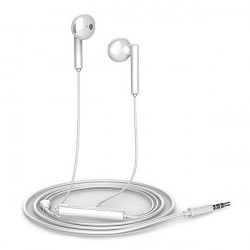 Huawei AM115 Classic In-Ear Headset Earphones Minijack 3,5mm White