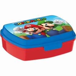 Nintendo Super Mario & Luigi lunch box