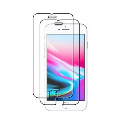 2-Pack iPhone 8/7/6S/6 Tempered Glass Screen Protector Retail Package
