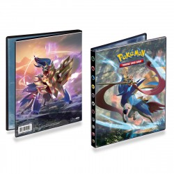 Ultra Pro Pokemon 4-Pocket Portfolio - Sword and Shield