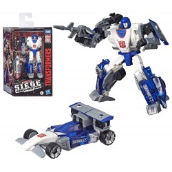Transformers Deluxe Generations War For Cybertron Mirage WFC-S43 Figure E4501 Mirage Transformers 379,00 kr product_reduction...