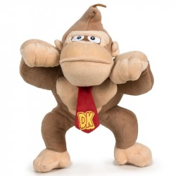 Super Mario Donkey Kong Soft Plush 30cm