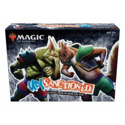 Magic The Gathering - Unsanctioned Box - Card Game