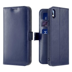 Dux Ducis Kado Bookcase Wallet Case Samsung Galaxy A10 Blue