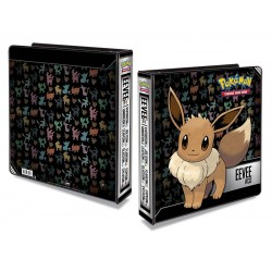 """Ultra Pro 2"""" Ring Binder for Pokémon Cards Featuring Eevee"""