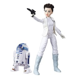 Star Wars 2-Pack Forces of Destiny Princess Leia & R2-D2 Figure Princess Leia & R2-D2 Star Wars 449,00 kr product_reduction...