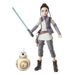 Star Wars 2-Pack Forces of Destiny Rey of Jakku & BB-8 Figure Rey of Jakku & BB-8 Star Wars 449,00 kr product_reduction_percent