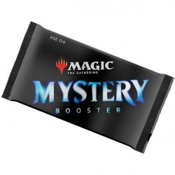 Magic The Gathering - Mystery Booster 1-Pack 1-P Magic Mystery Booster 89674 Magic The Gathering 119,00 kr