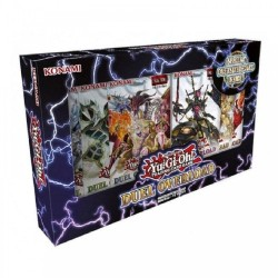Yu-Gi-Oh! Duelist Saga Box Booster Pack 3p Card Game