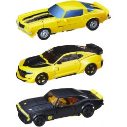 Transformers 3-Pack Bumblebee Evolution Chevrolet Camaro 3-Pack Bumblebee C2028 Transformers 699,00 kr product_reduction_percent