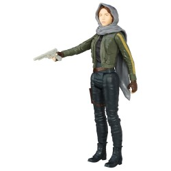 Star Wars Rogue One Sergeant Jyn Erso (Jedha) Action Figur/Docka 30cm Jyn Erso Star Wars 299,00 kr product_reduction_percent