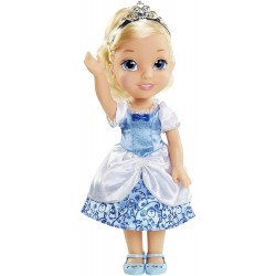 Disney Princess Toddler Doll Askungen Stor Docka 36cm
